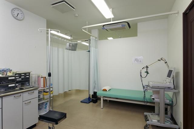 処置・心電図室